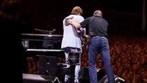 Elton John's tour to continue despite walking pneumonia diagnosis