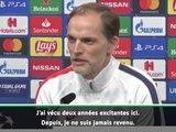 """Tuchel : """"C'était un rêve d'entraîner Dortmund"""""""