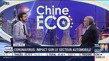 Chine Éco : l'impact du coronavirus sur le secteur automobile par Erwan Morice - 13/02