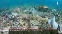 Environnement : nos vêtements polluent les océans