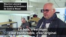 Des lunettes en bois de luxe, fleuron de l'artisanat au Luxembourg