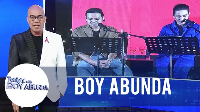 Tito Boy shares about Bea Alonzo and John Lloyd Cruz's much-awaited reunion | TWBA