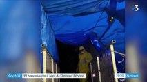 """Covid-19 : des passagers américains évacués du """"Diamond Princess"""""""