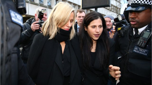 Family Of Caroline Flack Ask For Privacy