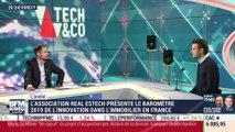 Robin Rivaton (Real Estech): L'association Real Estech présente le baromètre 2019 de l'innovation dans l'immobilier en France - 17/02