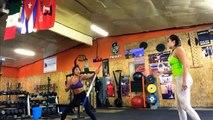 Kenia Enríquez quiere carrera histórica en el boxeo