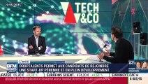 Arnaud Pelloquin (Wilco) : L'accélérateur francilien Wilco lance Droptalents - 17/02