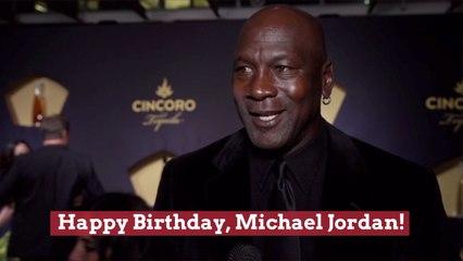 Happy Birthday Michael Jordan!