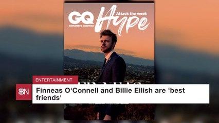 Finneas O'Connell And Billie Eilish Are A Dream Team