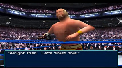 WWE Smackdown 2 - The Rock season #9