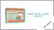 UBER EATS CLONE | UBER EATS SCRIPT - DOD IT Solutions