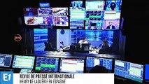 L'Inde, l'Espagne et l'Allemagne font la Une de la presse internationale