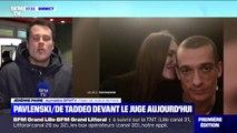 Affaire Griveaux: après leurs gardes à vue, Piotr Pavlenski et Alexandra de Taddeo présentés à un juge