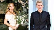Wedding Bells For Miley Cyrus & Cody Simpson?