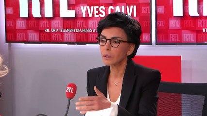 Rachida Dati - L'invité de RTL (RTL) - Mardi 18 février