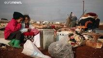 900.000 desplazados en Siria mientras Al Asad predice la victoria final
