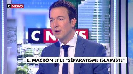 Guillaume Peltier - CNews mardi 18 février 2020