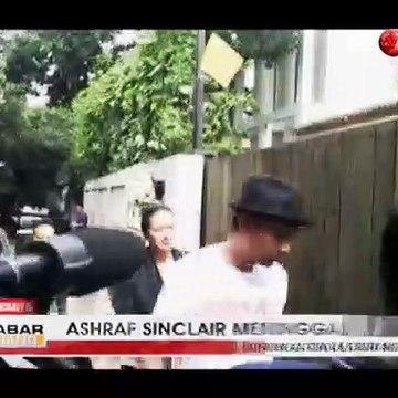 Ashraf Sinclair akan Dimakamkan di San Diego Hills