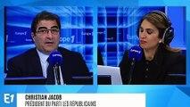 """Municipales : pour Christian Jacob, Agnès Buzyn y va """"le pistolet sur la tempe"""""""