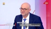 41 000 amendements sur les retraites : « Ces basses querelles n'ont pas d'intérêt dans notre hémicycle » estime Laurent Pietraszewski