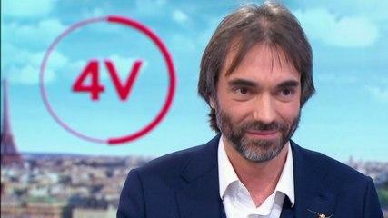 Cédric Villani - Les 4 vérités (France 2) - Mardi 18 février