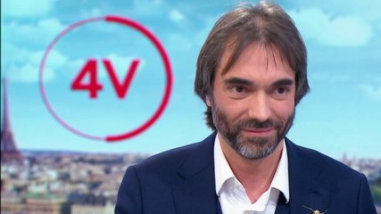 Cédric Villani - France 2 mardi 18 février 2020
