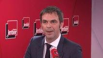 """Réforme des retraites examinée à l'Assemblée : pour Olivier Véran, """"il y a une volonté d'obstruction parlementaire de la part d'une poignée de députés. Alors qu'on pourrait avoir un débat de qualité, il y a une bataille pour nous empêcher de parler"""""""