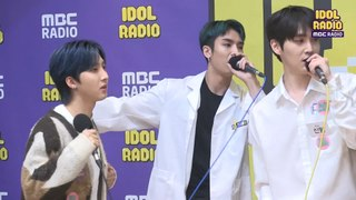 [IDOL RADIO] HUI&SHINWON&YUTO