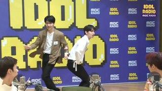 [IDOL RADIO] PENTAGON in a dance contest♨