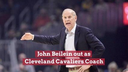 John Beilein Leaves Cavaliers