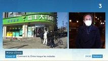 Covid-19 : les autorités chinoises partent à la chasse des malades