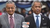LIVE: Dr Mahathir Mohamad melancarkan Bulan Anti-Dadah Kebangsaan bersama Muhyiddin Yassin