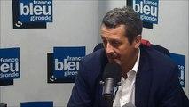 Jacques Mangon, maire sortant, candidat centriste à la mairie de Saint-Médard-en-Jalles, invité de France Bleu Gironde