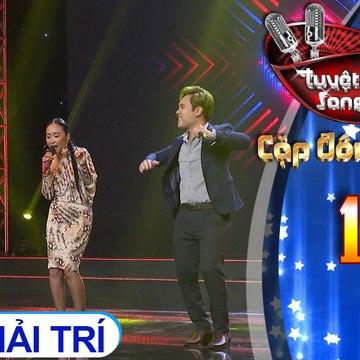 Tuyệt đỉnh song ca - Cặp đôi vàng nhí | Tập 15[1]: Một ngày mới, Tóc hát – Đoan Trang, Minh Xù, Phú Luân