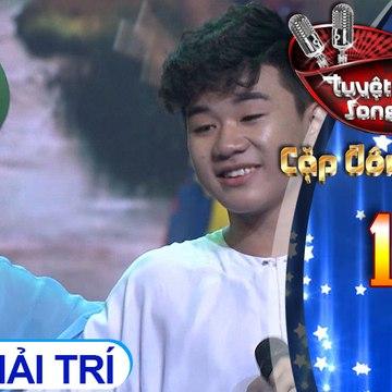 Tuyệt đỉnh song ca - Cặp đôi vàng nhí | Tập 15[5]: Và tôi hát, Bống bống bang bang – Văn Minh, Ngọc Giàu