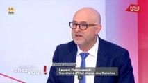 Retraites : « La valeur du point est sécurisée » déclare Laurent Pietraszewski, qui dénonce « un faux procès »