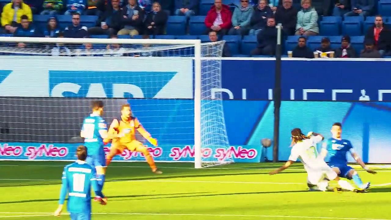 Bundesliga'da 22. Haftanın Oyuncusu | Wout Weghorst (2019/20)