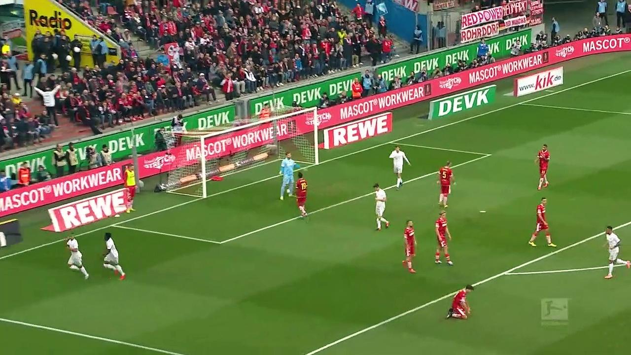 Bundesliga'da 22. Haftanın En Güzel 5 Golü (2019/20)