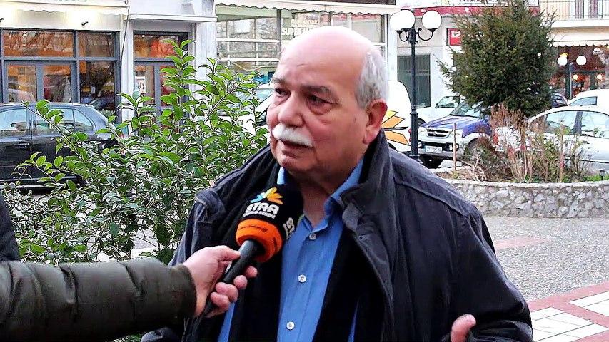 Βούτσης και Τόσκας στο Δίστομο για τη διεύρυνση του ΣΥΡΙΖΑ