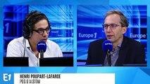 """Le train à hydrogène bientôt en France ?  """"D'ici 3 ou 4 ans"""", selon le PDG d'Alstom"""