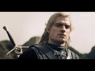 The Witcher (Netflix) : Première bande-annonce VOSTFR