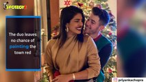 Priyanka Chopra-Nick Jonas Head To Madrid After A Cosy Valentine Getaway In Milan; Fans Gush, 'Stylish Couple Always' – PICS