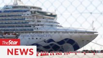 Two out of four Malaysians onboard Diamond Princess cruise ship infected with Covid-19, says minister