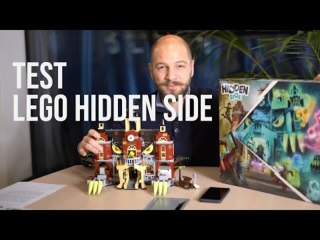Test - Lego Hidden Side