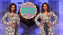 Gorgeous Sania Mirza Walks The Ramp At Lakme Fashion Week 2020 Day 02
