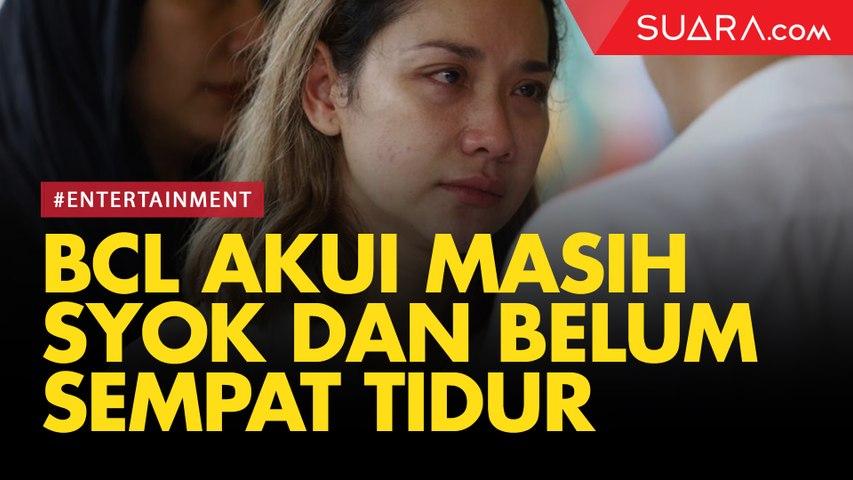 Usai Ashraf Dimakamkan, BCL Mengaku Masih Syok dan Belum Sempat Tidur