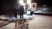Ekipler karlı yolları aştı, 9 yaşındaki Bünyamin için seferber oldu