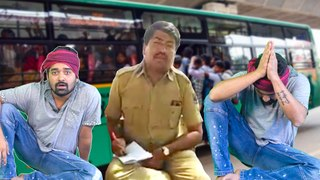 Valuable words from BMTC bus conductor to state government
