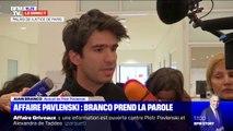 """Affaire Griveaux: Juan Branco a suggéré à Piotr Pavlenski de """"prendre un autre conseil"""""""