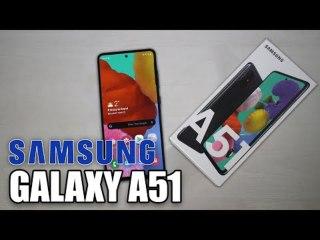 Galaxy A51 : le test du nouveau milieu de gamme signé Samsung